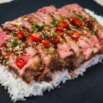 Come grigliare la Flank Steak perfetta in salsa Teriyaki