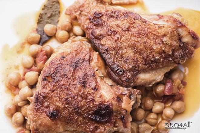 Pollo-e-ceci-nella-cocotte