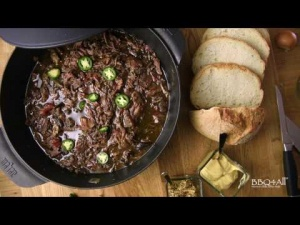 pepper beef stout