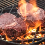 Cottura diretta: come evitare le fiammate