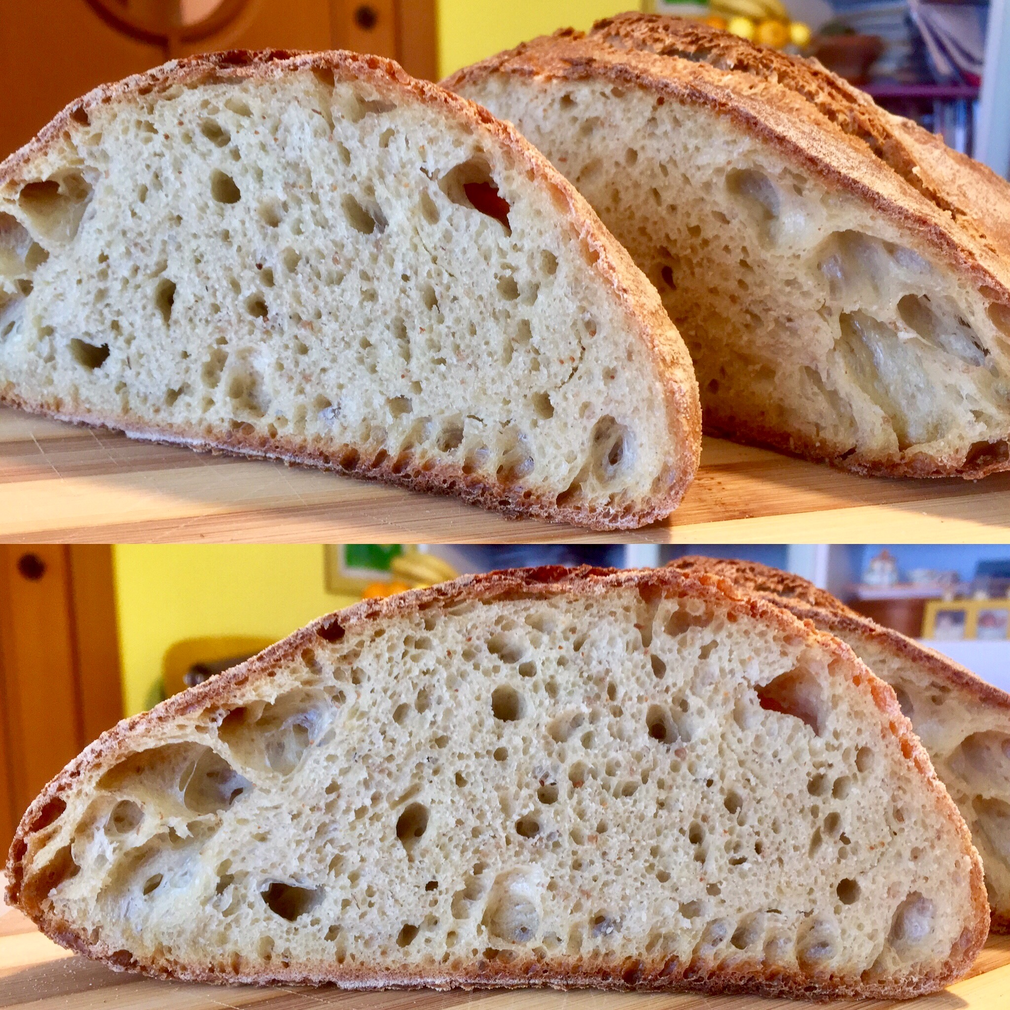 Pane di Tritordeum