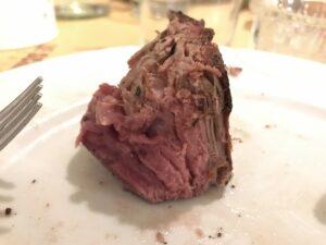 Taglio filetto