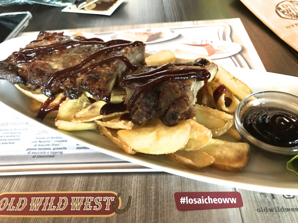 old wild west recensione