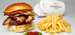 212 Bacon Burger