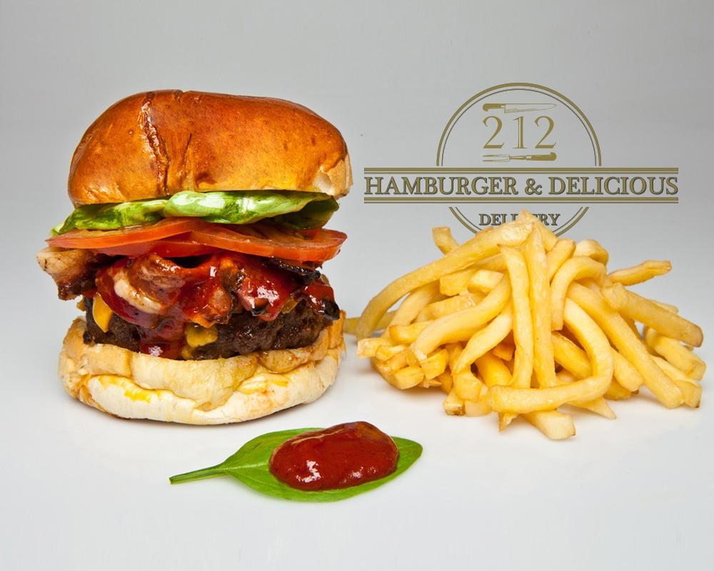 212 Burger