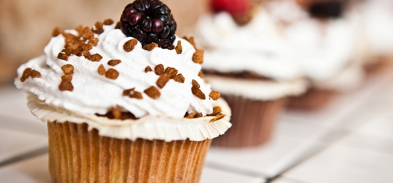 Hamerica's Cupcake