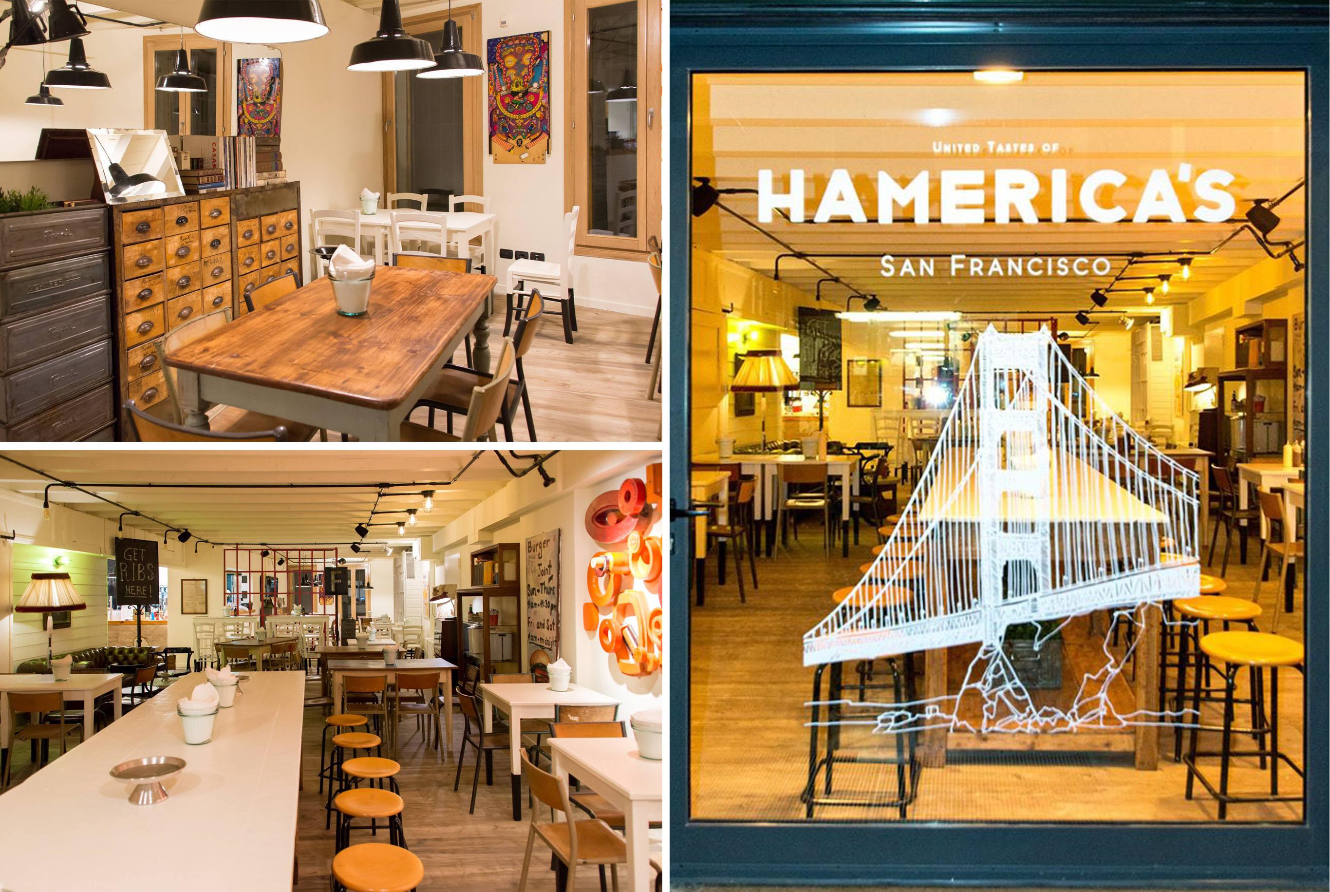 Hamerica's Interni