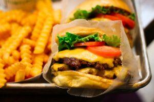 Il Cheeseburger di Shake Shack