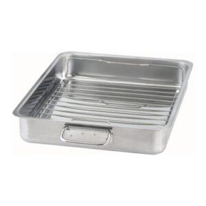 Teglia da forno con griglia Koncis