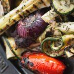 Come si fa: verdure grigliate