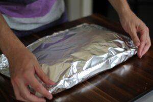 Costine in foil