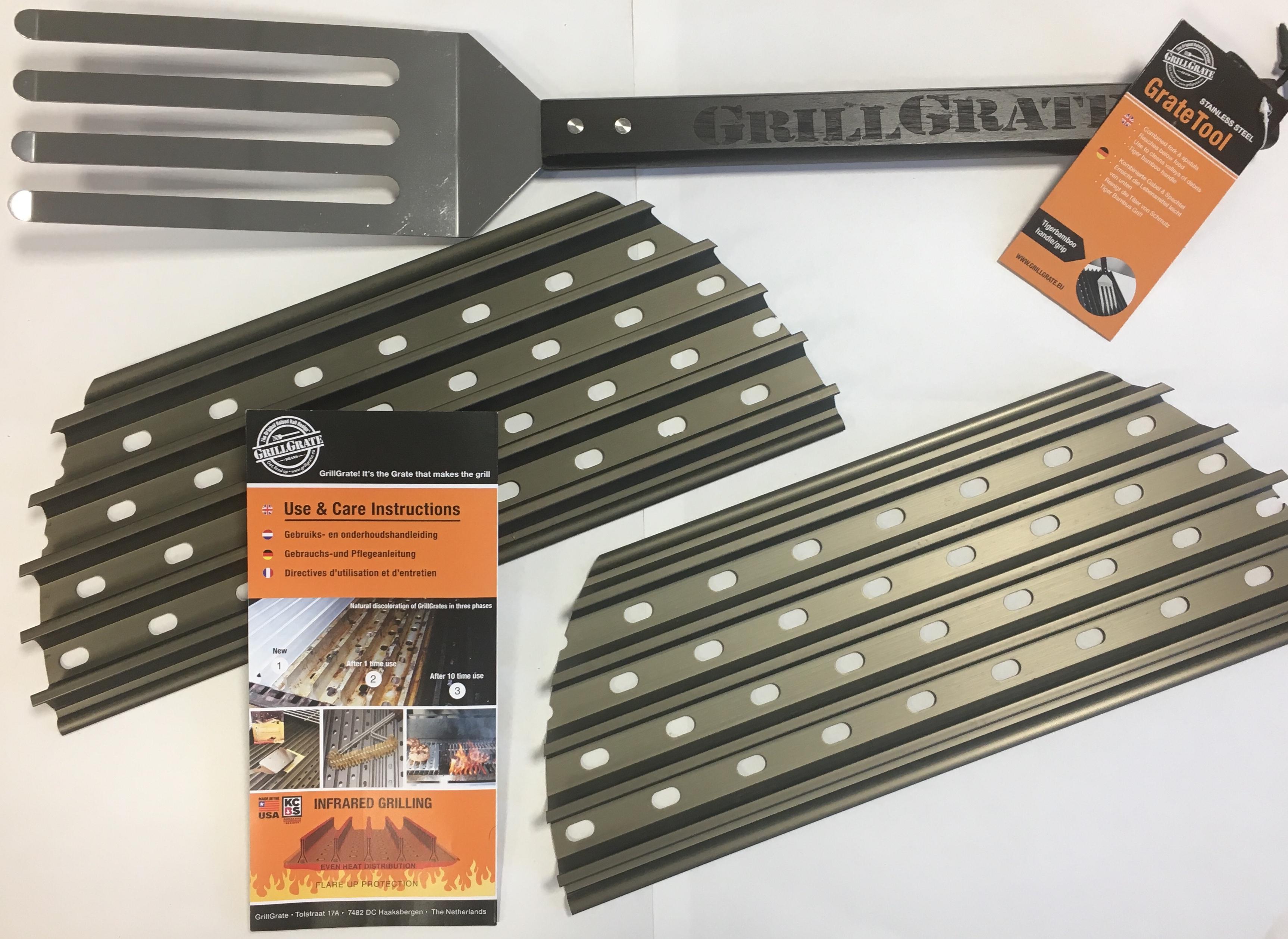 GrillGrate Kit