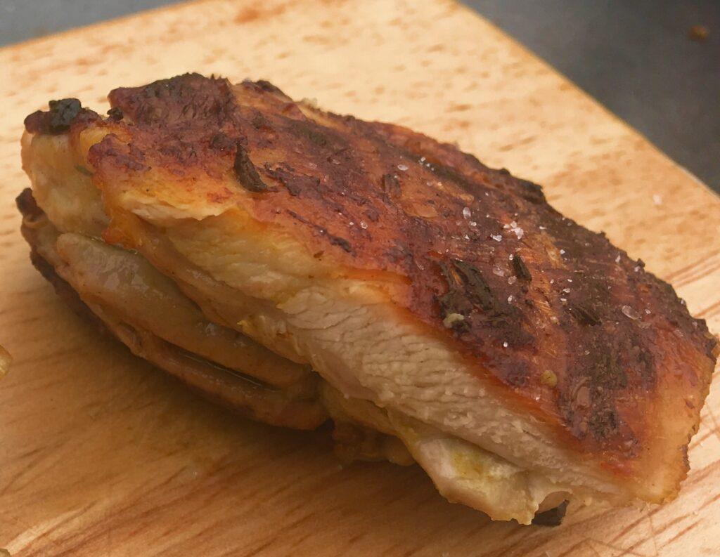 Pollo griglia standard taglio