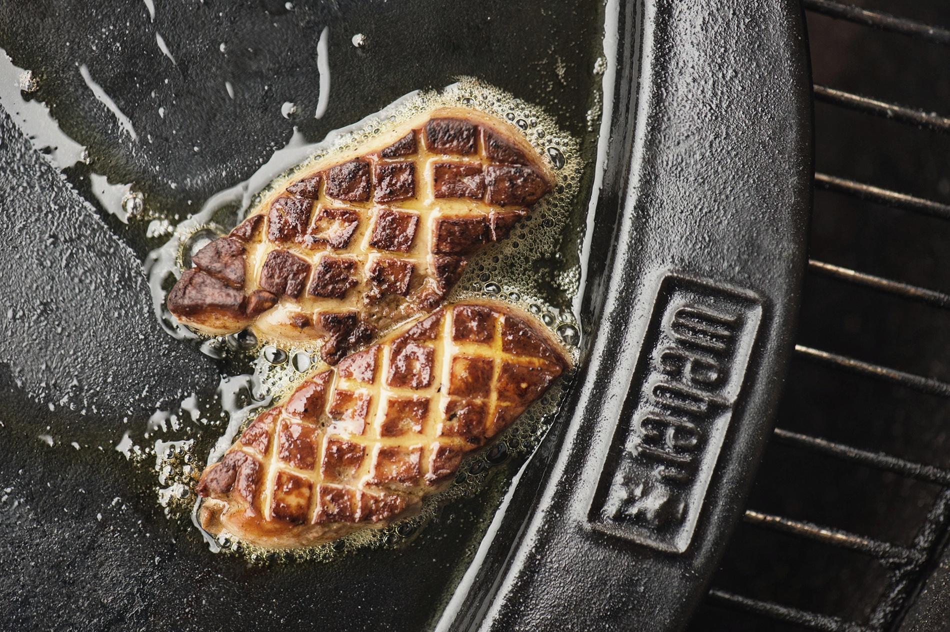 Come si cuoce: il foie gras bbq4all american skills italian style