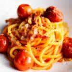 Come si fa: Amatriciana con pomodorini #drogarossa
